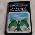 The Real Ghostbusters The Revenge of Murray the Mantis Ladybird Book  1980'S @sold@